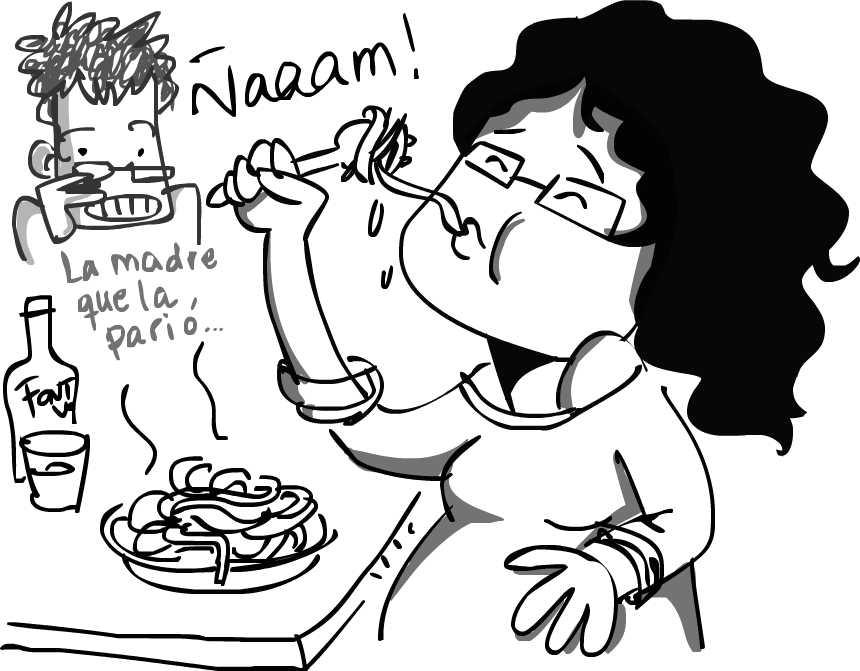 Diario de una endorfina | Diario ilustrado de un embarazo y de la ...