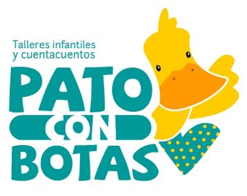 Logo_PatoconBotas_TalleresinfantilesyCuentacuentos